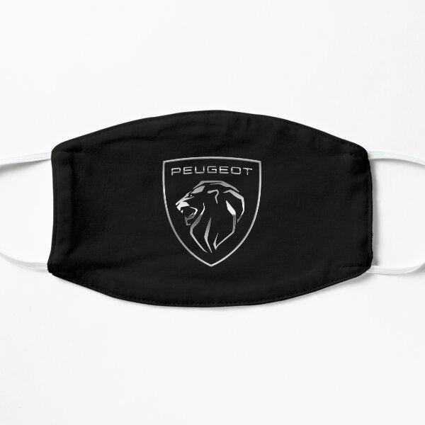 Emblème PEUGEOT Lion Masque sans plis