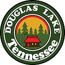 DOUGLAS LAKE TENNESSEE CABIN TENNESSEE VALLEY AUTHORITY TVA CAMPING by MyHandmadeSigns