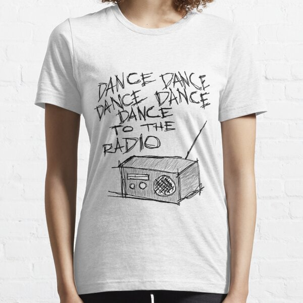 Danser à la radio T-shirt essentiel