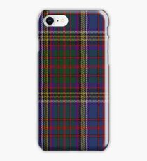 01566 Anderson (W L Anderson, Stirling) Tartan  iPhone Case/Skin