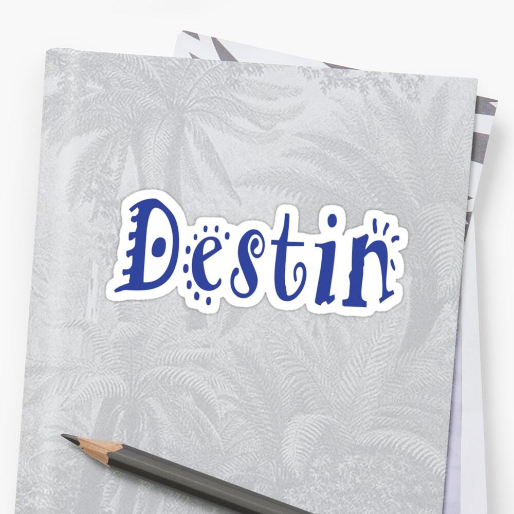 Destin Florida by RBBeachDesigns