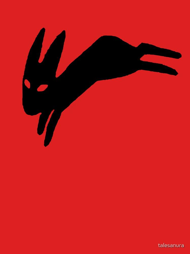 Black Rabbit | Women's T-Shirt