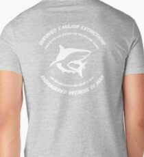Protect our sharks Men's V-Neck T-Shirt