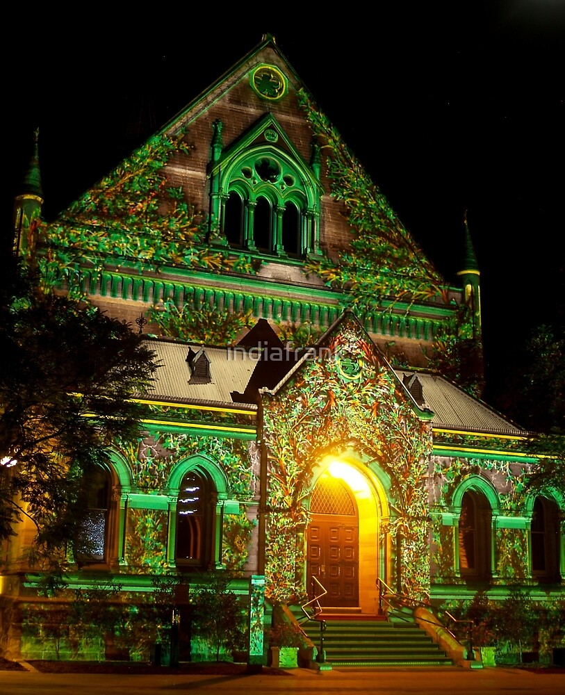 Adelaide's northern lights by indiafrank