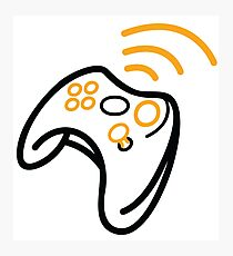 gamer console Photographic Print