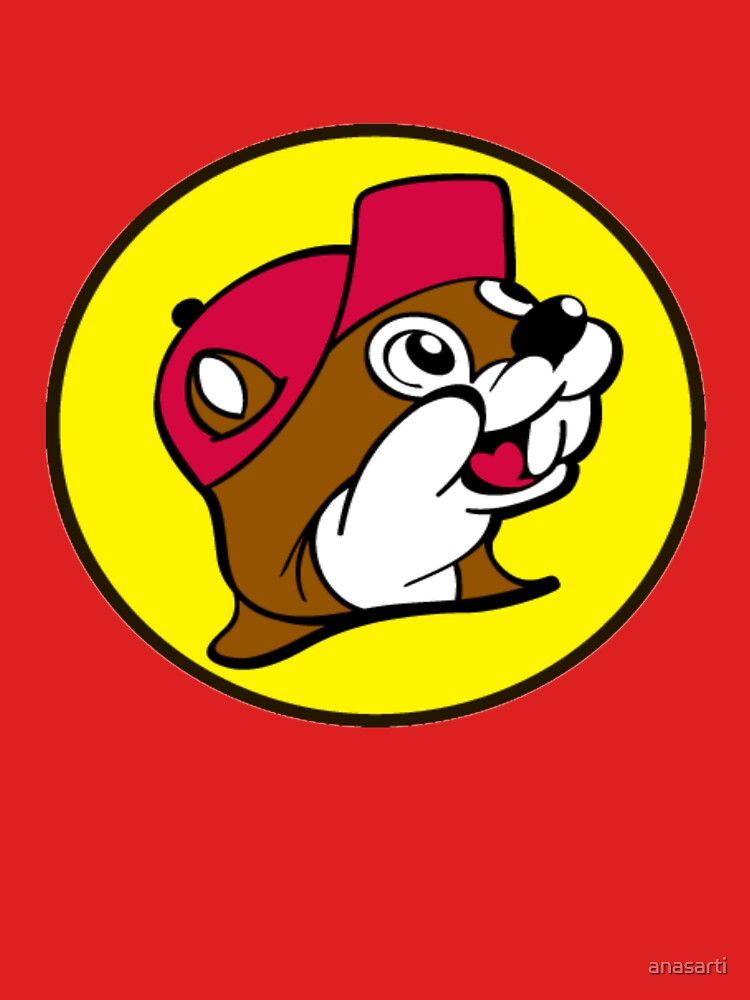 BEST SELLER - Buc-ee's Logo Merchandise red shirt  by anasarti
