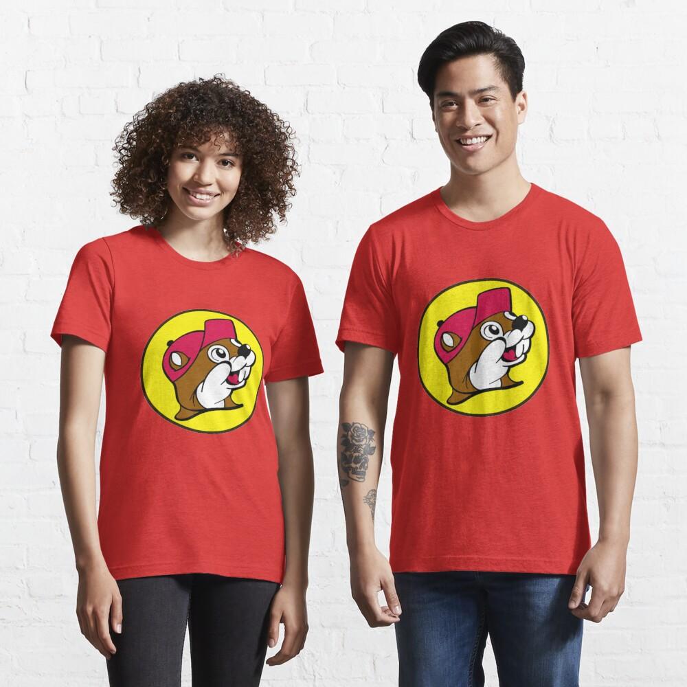 BEST SELLER - Buc-ee's Logo Merchandise red shirt  Essential T-Shirt