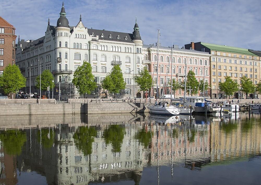 Helsinki 3 by Julia Pärnänen