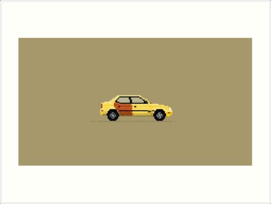 Saul by pixelfaces