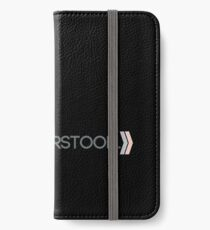 To be great is to be misunderstood. Ralph Waldo Emerson quote. iPhone Wallet/Case/Skin
