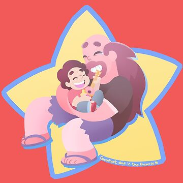 Steven Universe - Greatest Dad by briteddy
