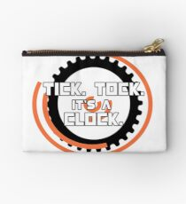 Catching Fire Hunger Games Clock Studio Pouch