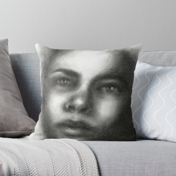 Unfinished Throw Pillow