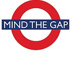 Mind The Gap - British - London Underground Design by Peter Vance