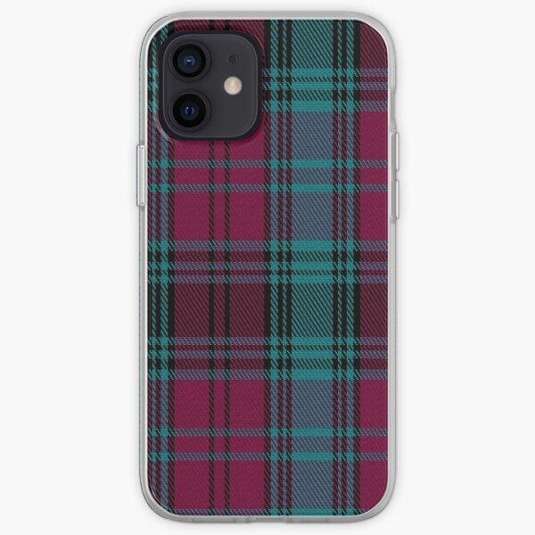 01550 Alma College Tartan iPhone Soft Case