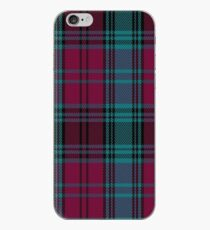 01550 Alma College Tartan iPhone Case