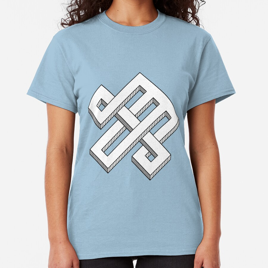 Impossible figure #1 Classic T-Shirt