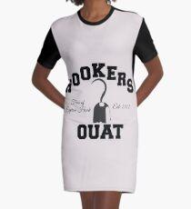 OUAT Hook Graphic T-Shirt Dress