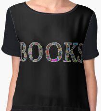 Books. Chiffon Top
