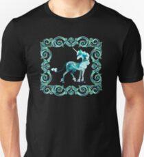 Unicorn Framed Unisex T-Shirt