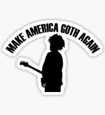 The Cure - Make America Goth Again Sticker