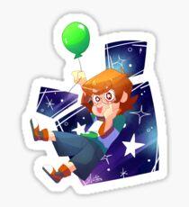 Balloon Pidge Sticker