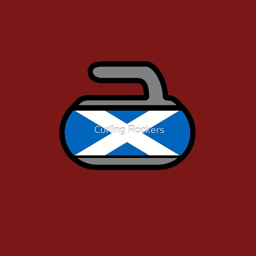 Scotland Rocks! - Curling Rockers by Curling Rockers