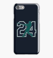 24 - Junior (original) iPhone Case/Skin