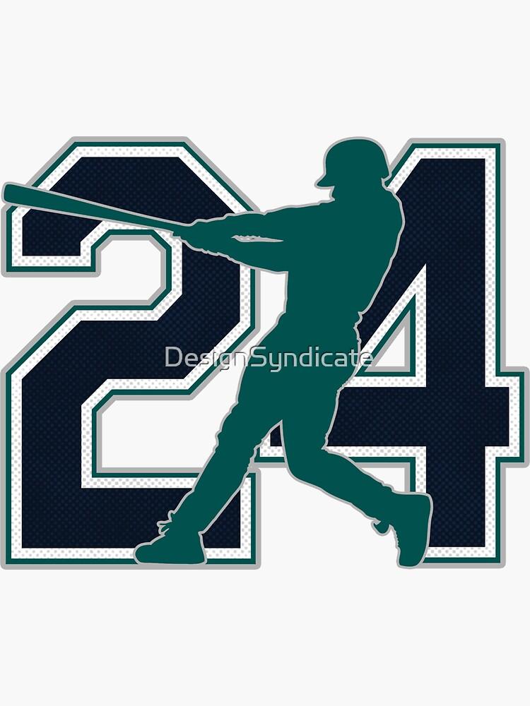 24 - Junior (original) von DesignSyndicate