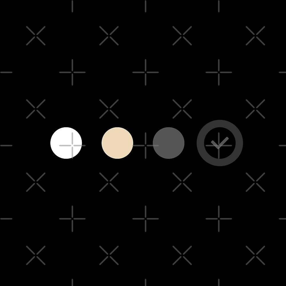 Reading App Theme: Black by Piotr Kowalczyk