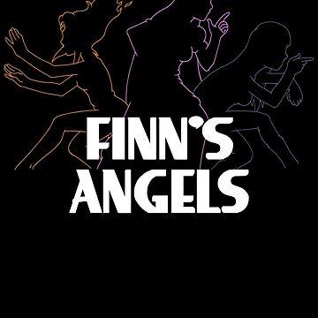 Finn's Angels by chancel