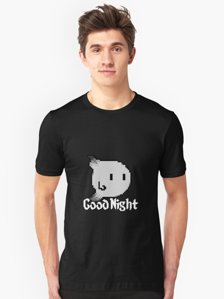 Good Night: Nite Wisp Unisex T-Shirt Front