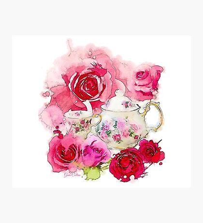Tea 2 Photographic Print