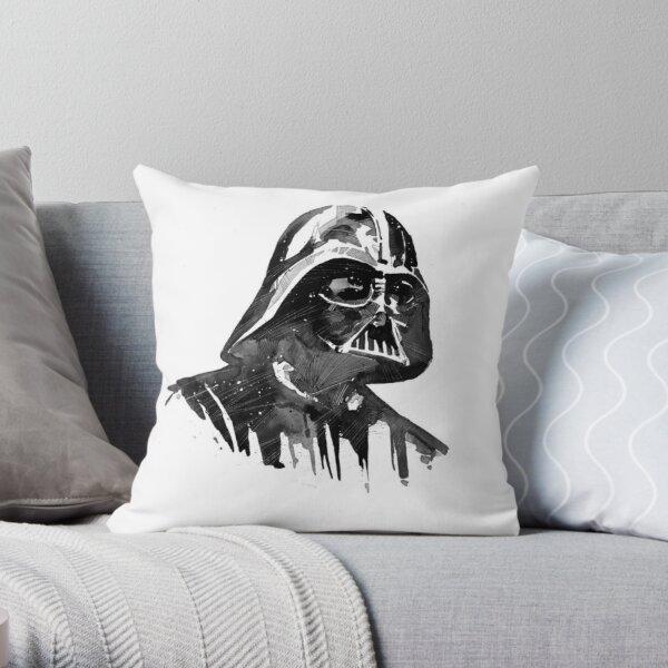 Star Wars Darth Vader art design Throw Pillow