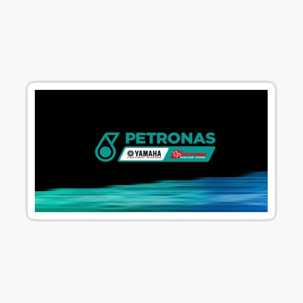 Petronas SRT Pegatina
