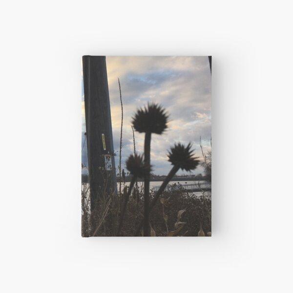 Sunset Silhouette  Hardcover Journal