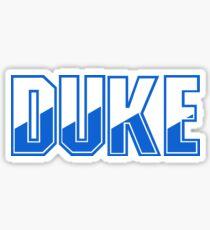 Duke Sticker
