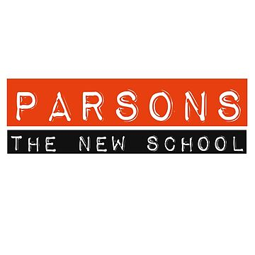 Parsons The New School de sorasicha