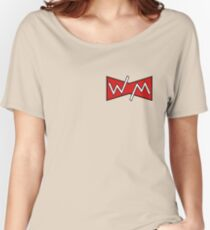 Witless Minions Band Logo Women's Relaxed Fit T-Shirt