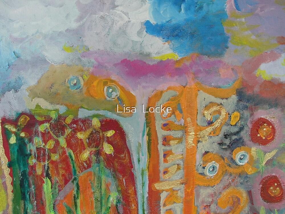 Tales of an Ocean Carnival by Lisa Victoria Locke  by Lisa  Locke