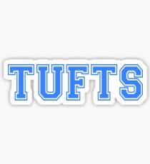 tufts Sticker