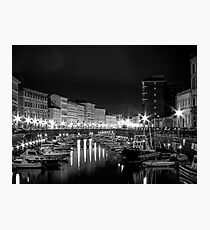 Canal Photographic Print