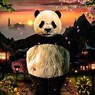 Panda - Give me a Hug by Felipe Navega