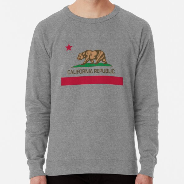 California 1850 USA Chill Vibes Boardwalk Golden State Fun Vibes Hoodies for Men