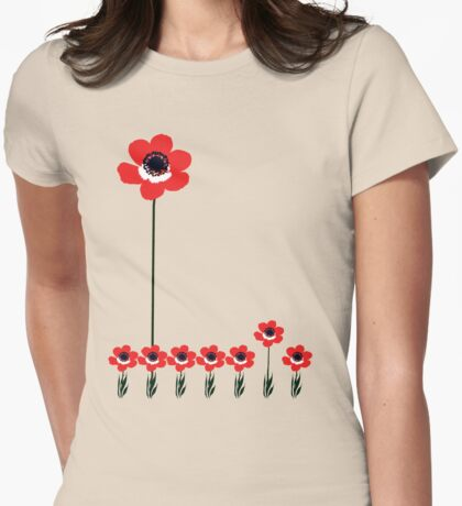tall poppy. T-Shirt