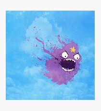 You Can't Have These Lumps Photographic Print