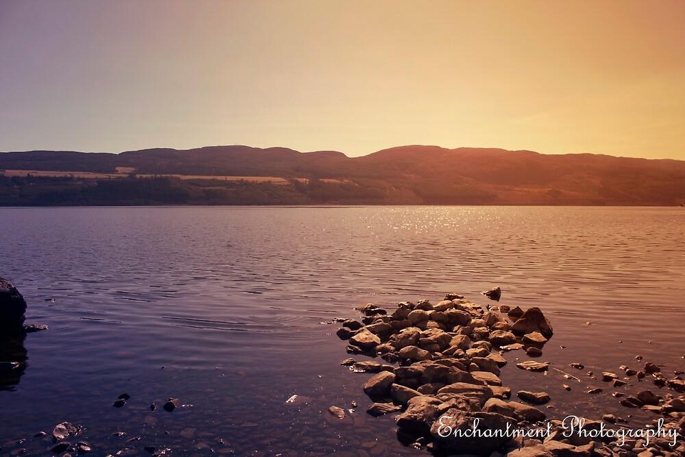 loch ness lake, Scotland by beckam81