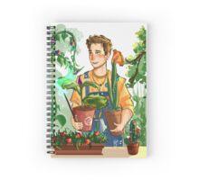 Neville Longbottom Spiral Notebook