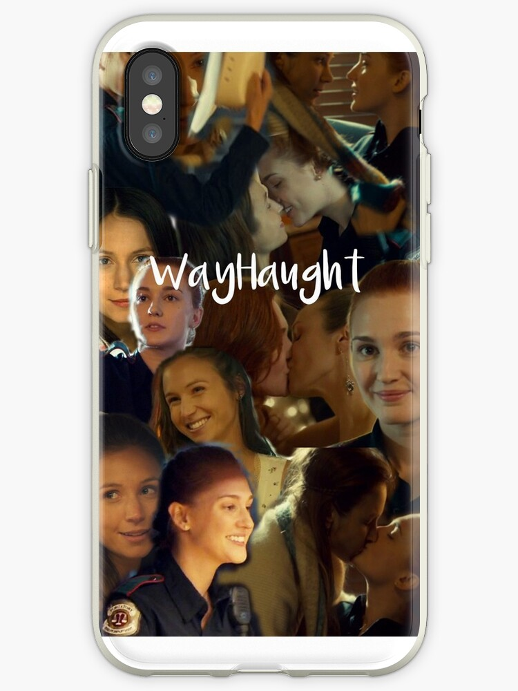 WayHaught - Waverly Earp and Nicole Haught from Wynonna Earp by tziggles