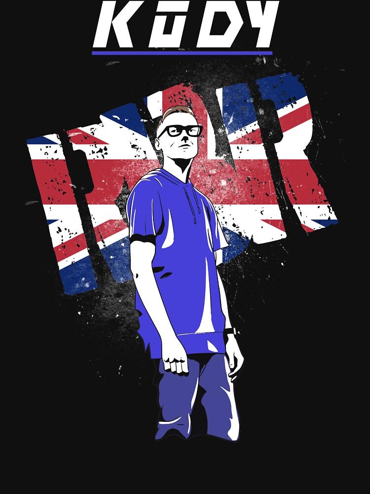 Kody UK by rbrwrestling